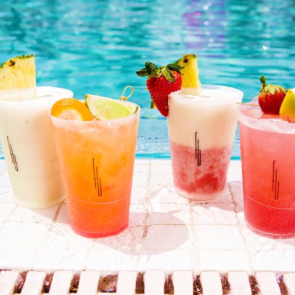 Fontainbleau Miami Cocktails