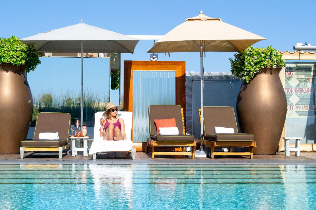 SLS Hotel, Beverly Hills